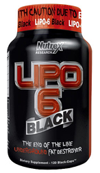 Lipo-6 Black