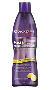 Quicktrim Fast Cleanse Diet Pill Reviews Does Quicktrim Fast
