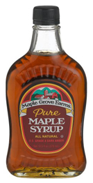 The Maple Syrup Diet